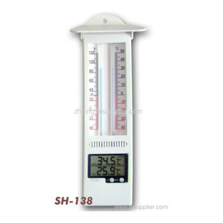 Digital High Low Thermometer