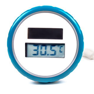 Floating Digital Solar Thermometer