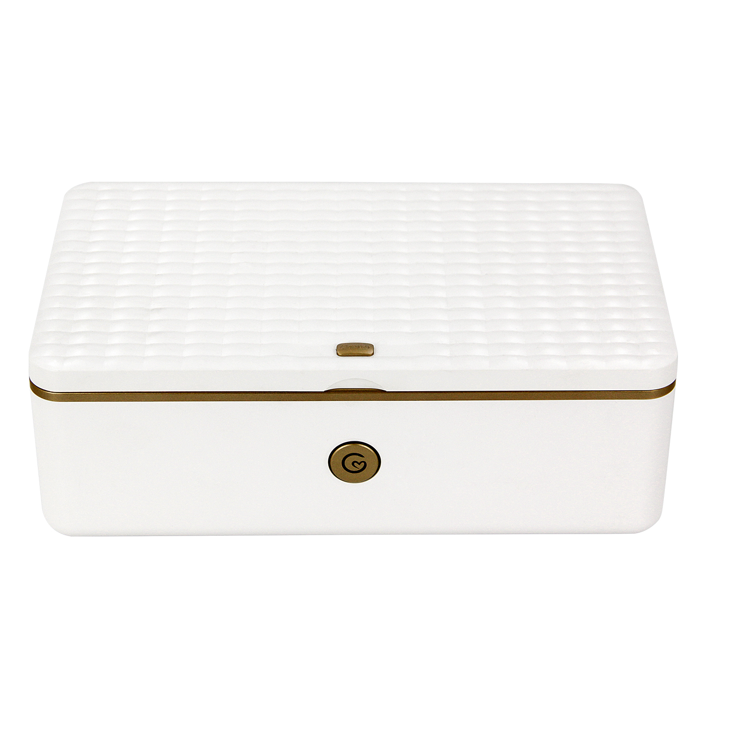 Household small tableware portable UV disinfection box