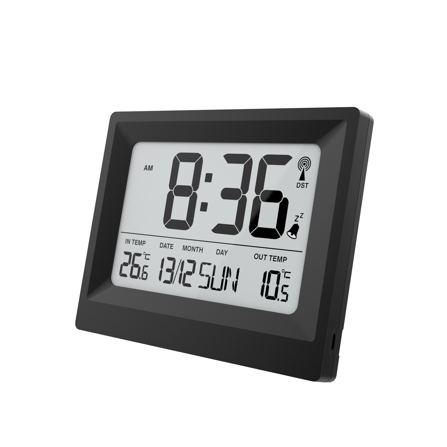 Wireless thermometer & Clock